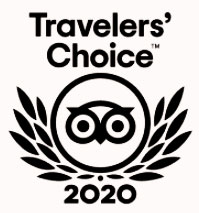 Travelers Choice Award 2020